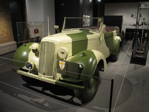 帝国戦争博物館 014
