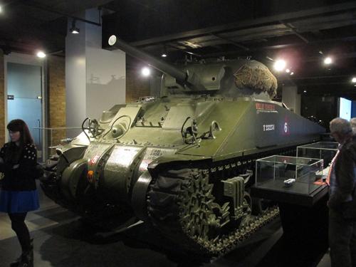 帝国戦争博物館 017