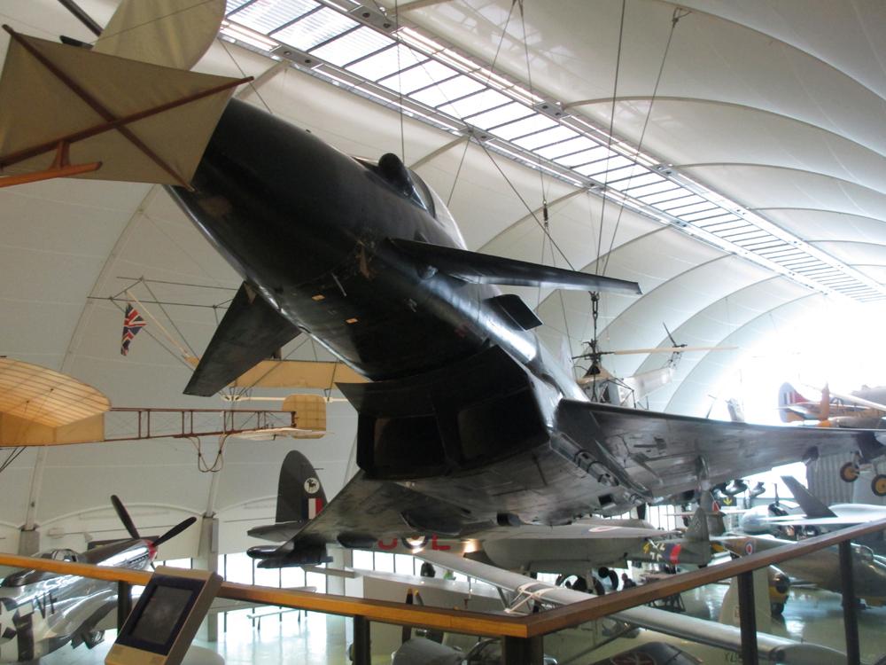 イギリス空軍博物館 007-2