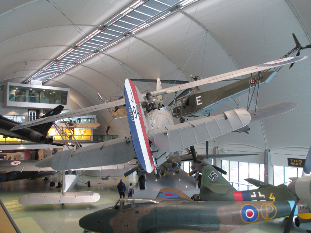 イギリス空軍博物館 009