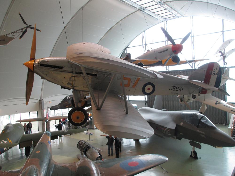 イギリス空軍博物館 008