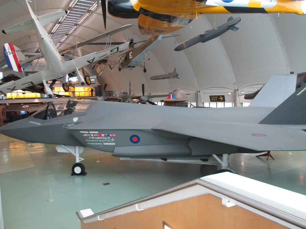 イギリス空軍博物館 013-1