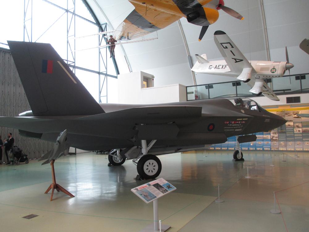 イギリス空軍博物館 013-3