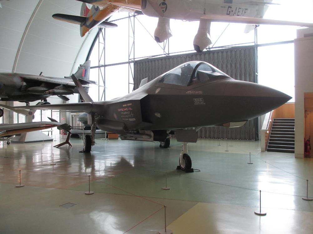 イギリス空軍博物館 013-2
