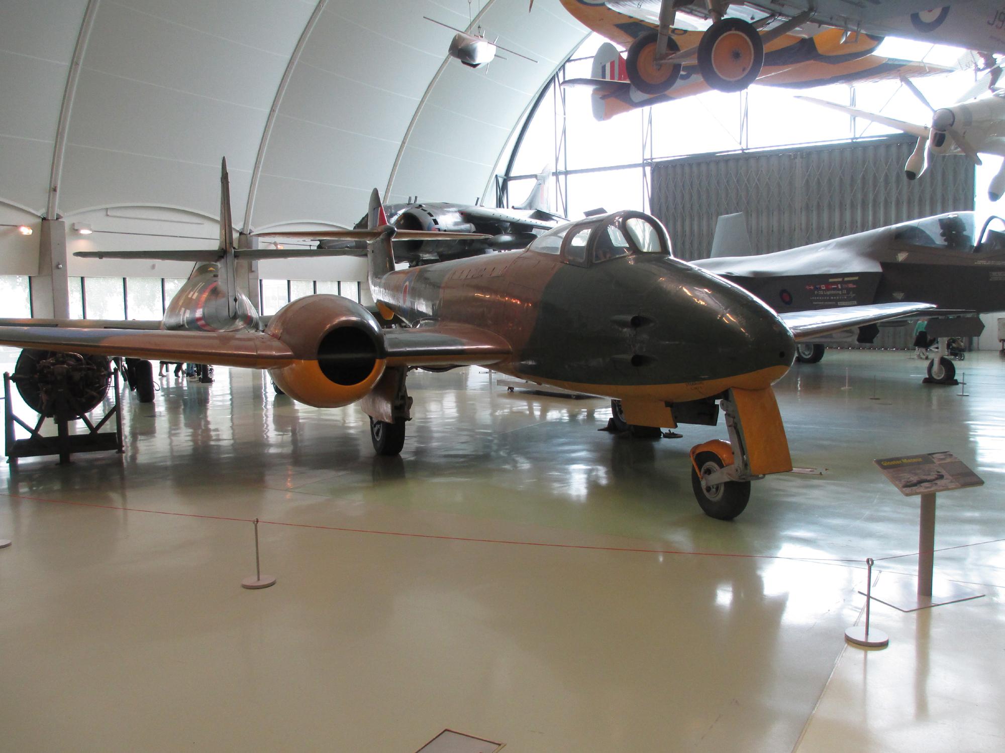 イギリス空軍博物館 014-2