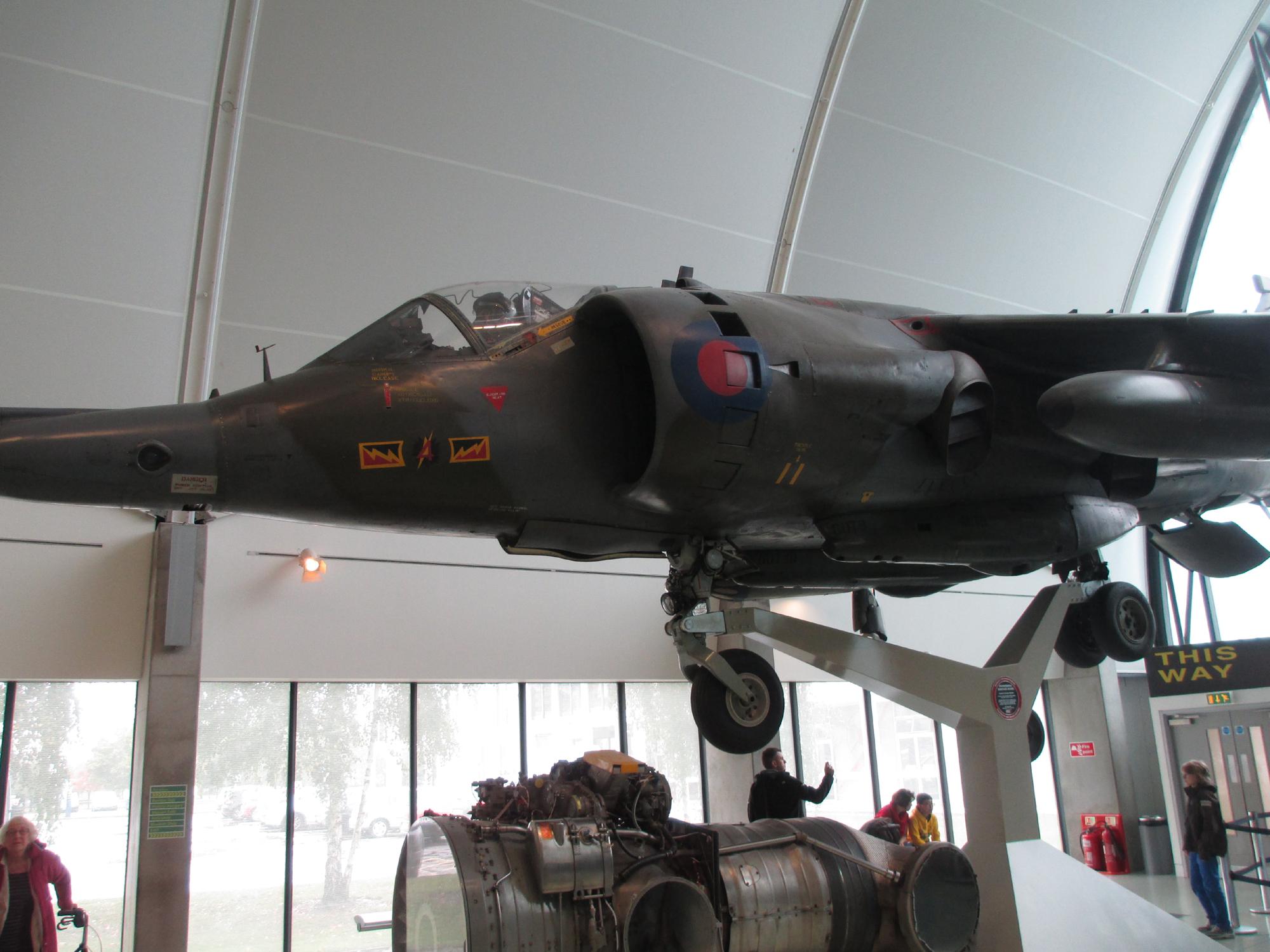 イギリス空軍博物館 015-1