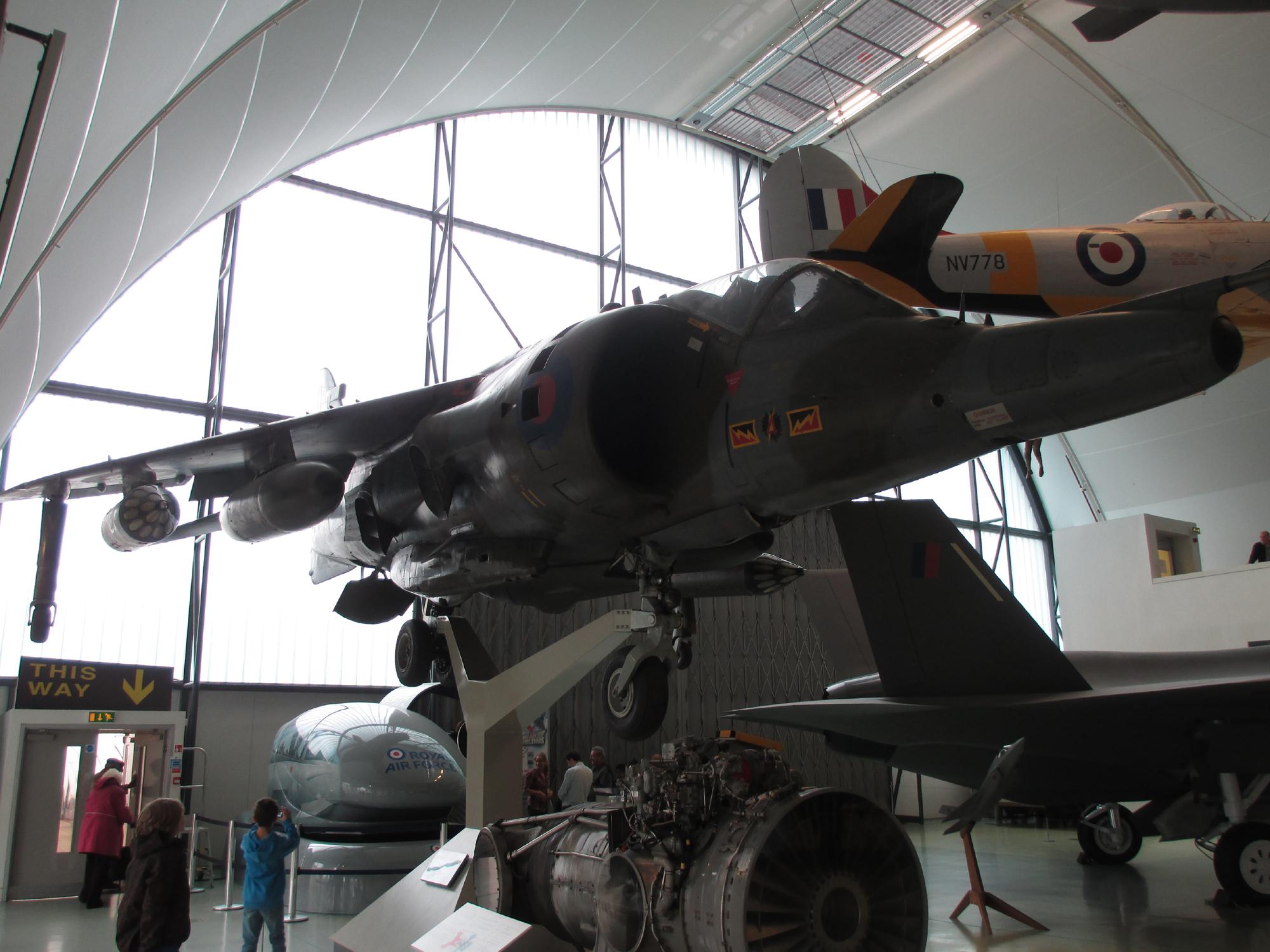 イギリス空軍博物館 015-2