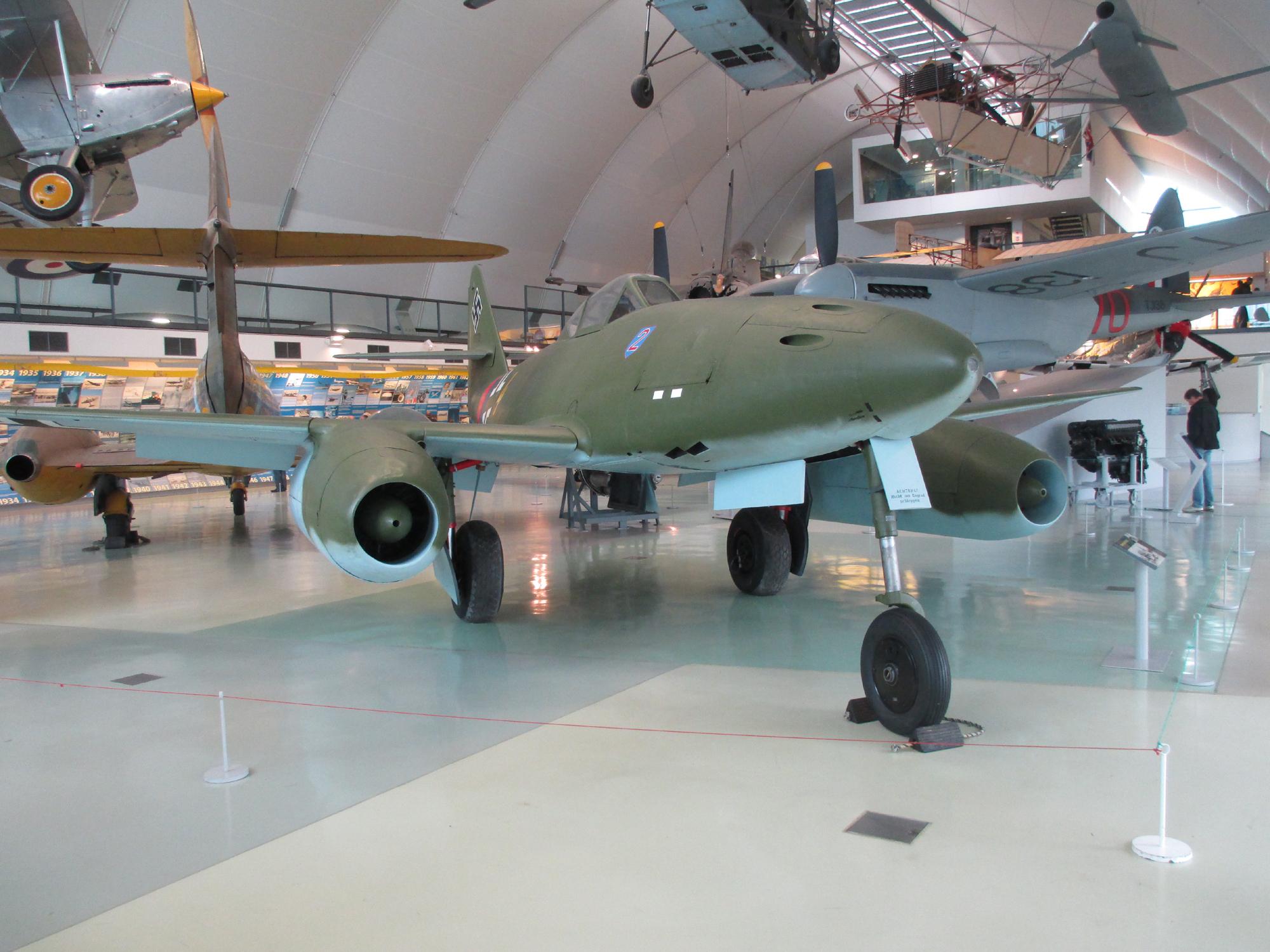 イギリス空軍博物館 016-1