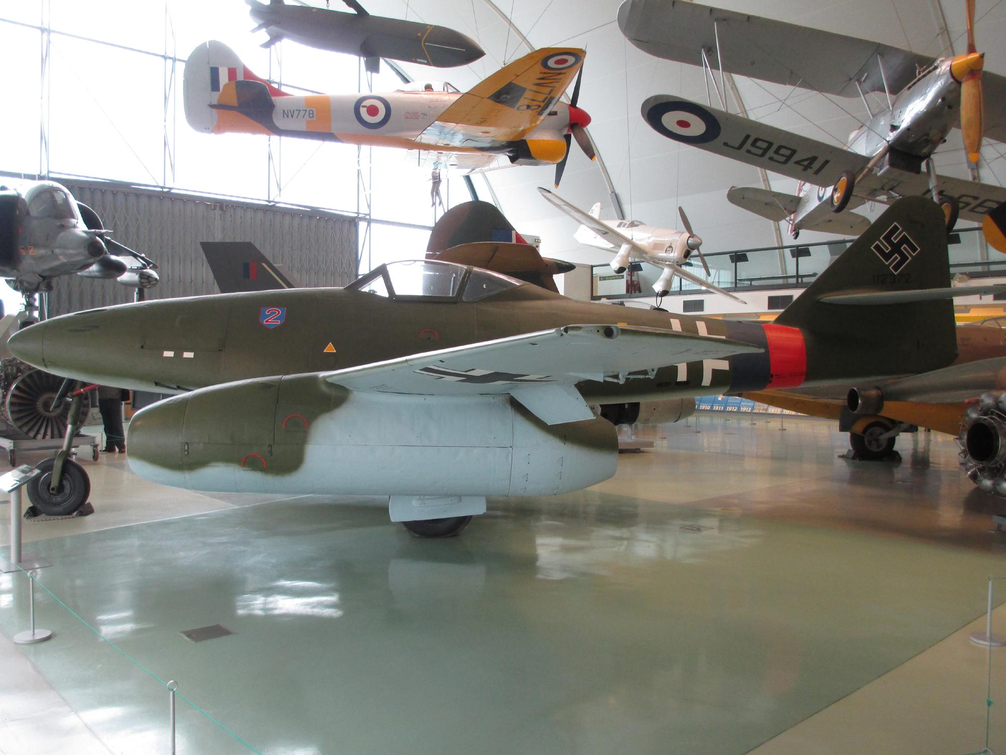 イギリス空軍博物館 016-2