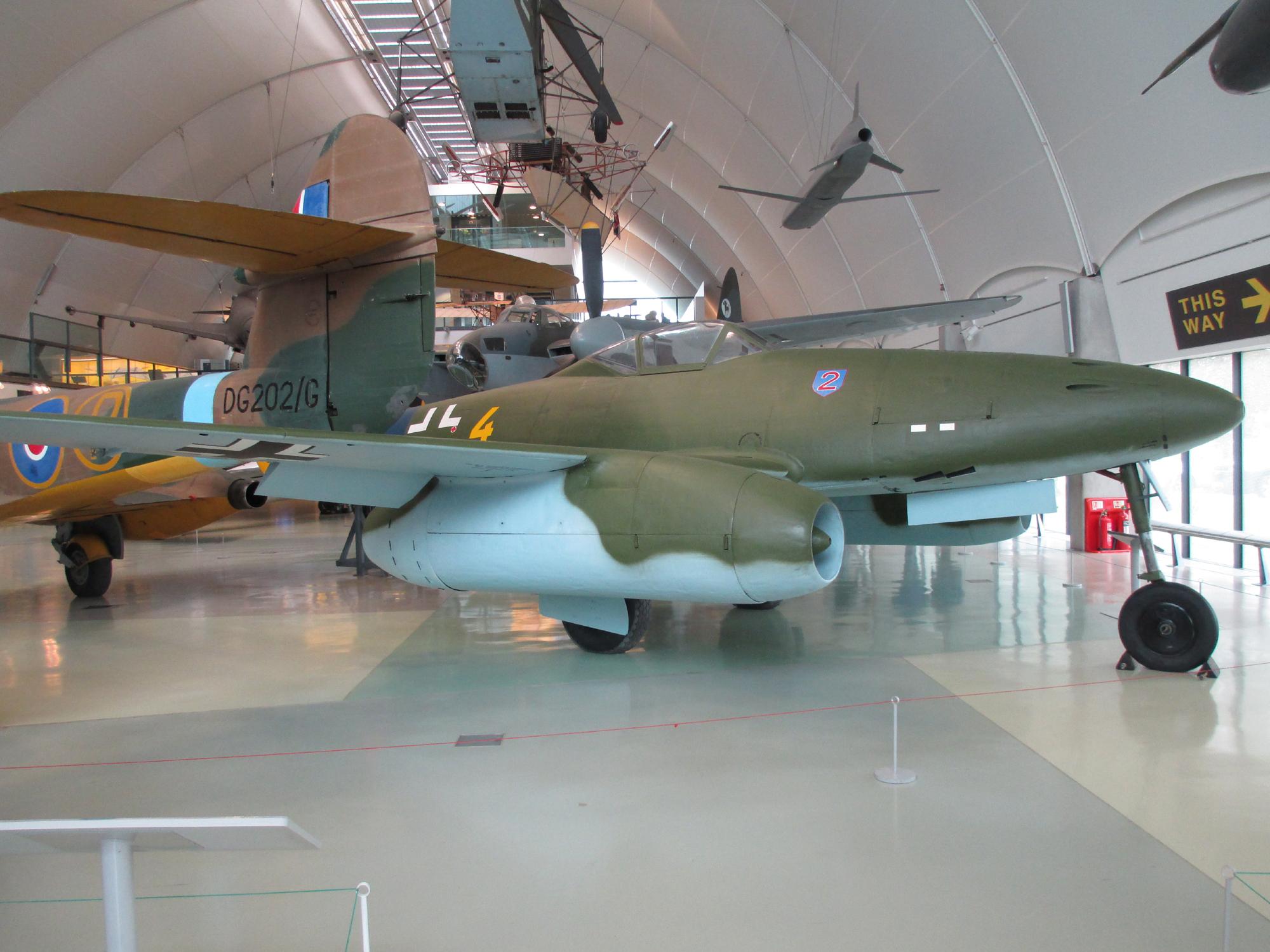 イギリス空軍博物館 016-3