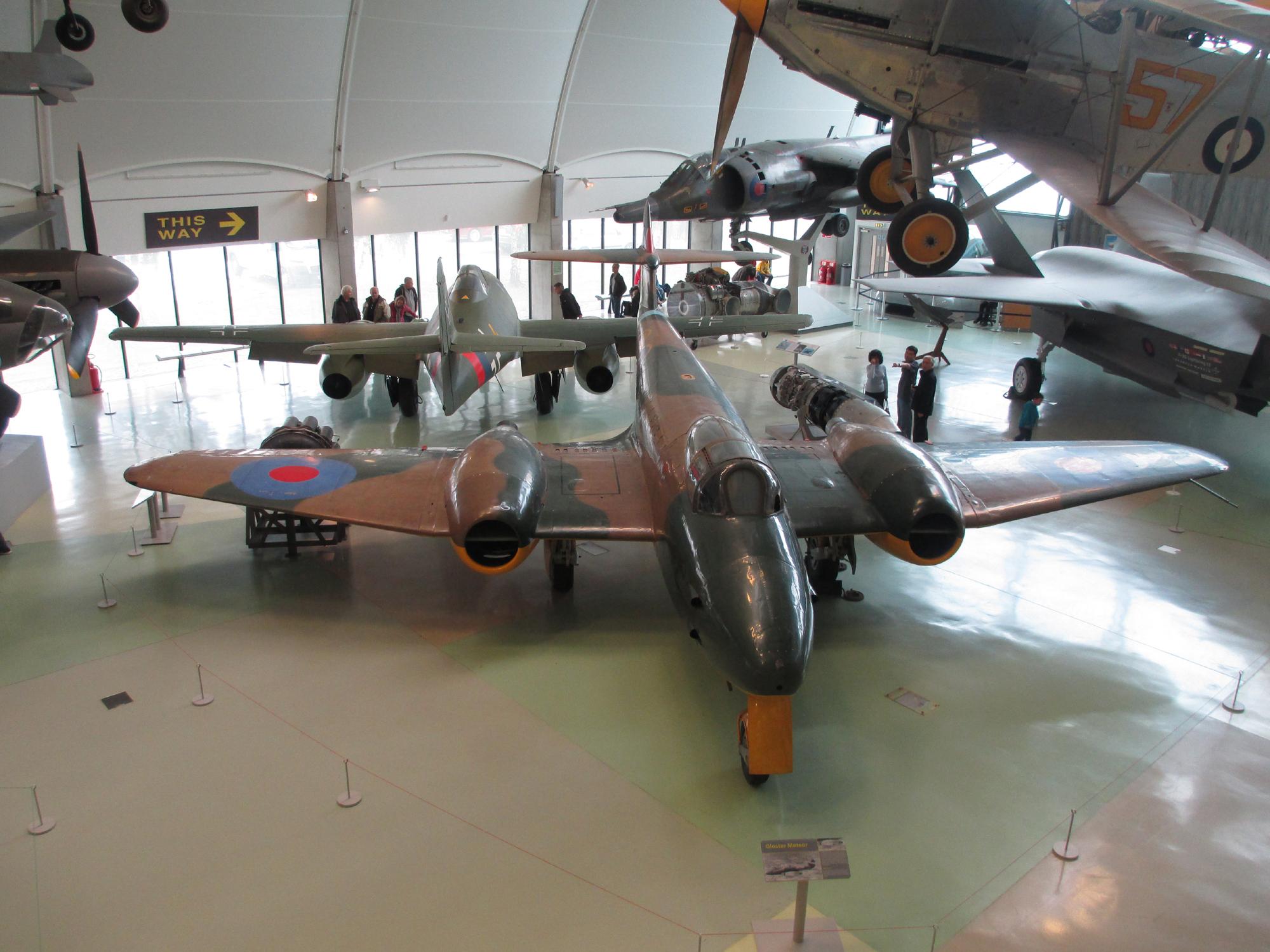 イギリス空軍博物館 014-1