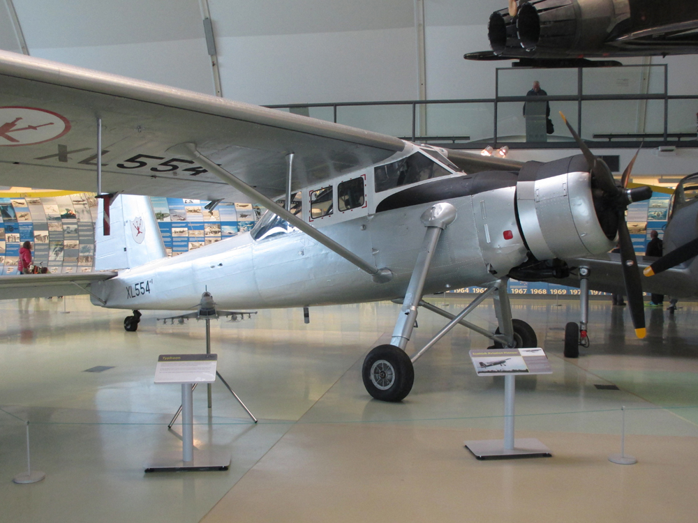 イギリス空軍博物館 018-1