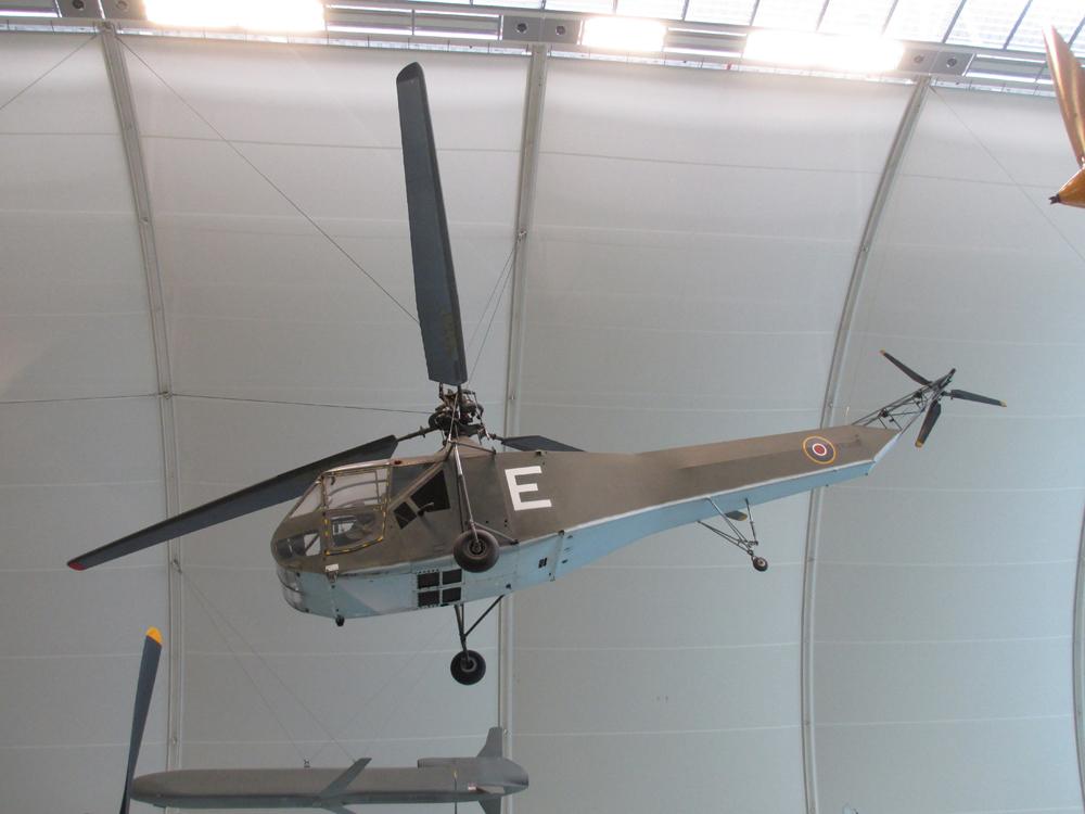 イギリス空軍博物館 022