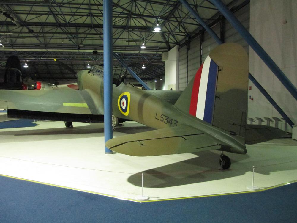 イギリス空軍博物館 028-1