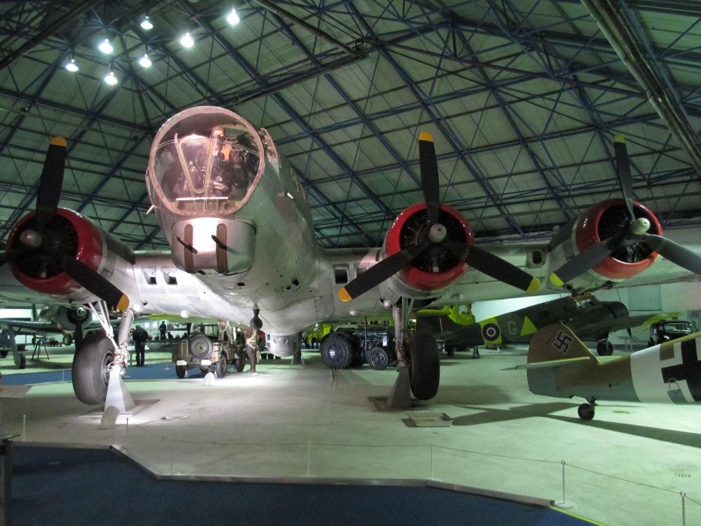 イギリス空軍博物館 033-1