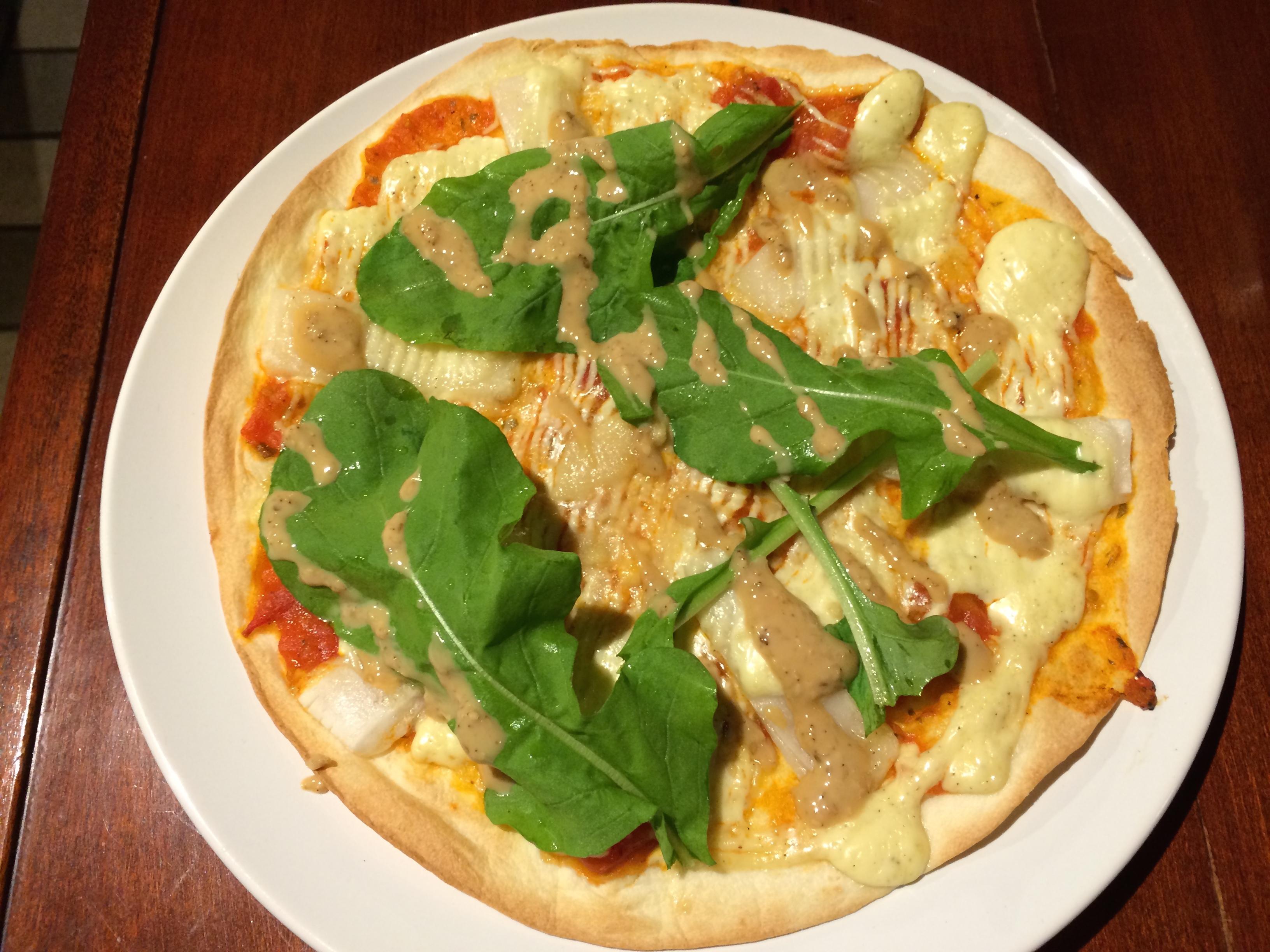 マツオントコチーズピザ