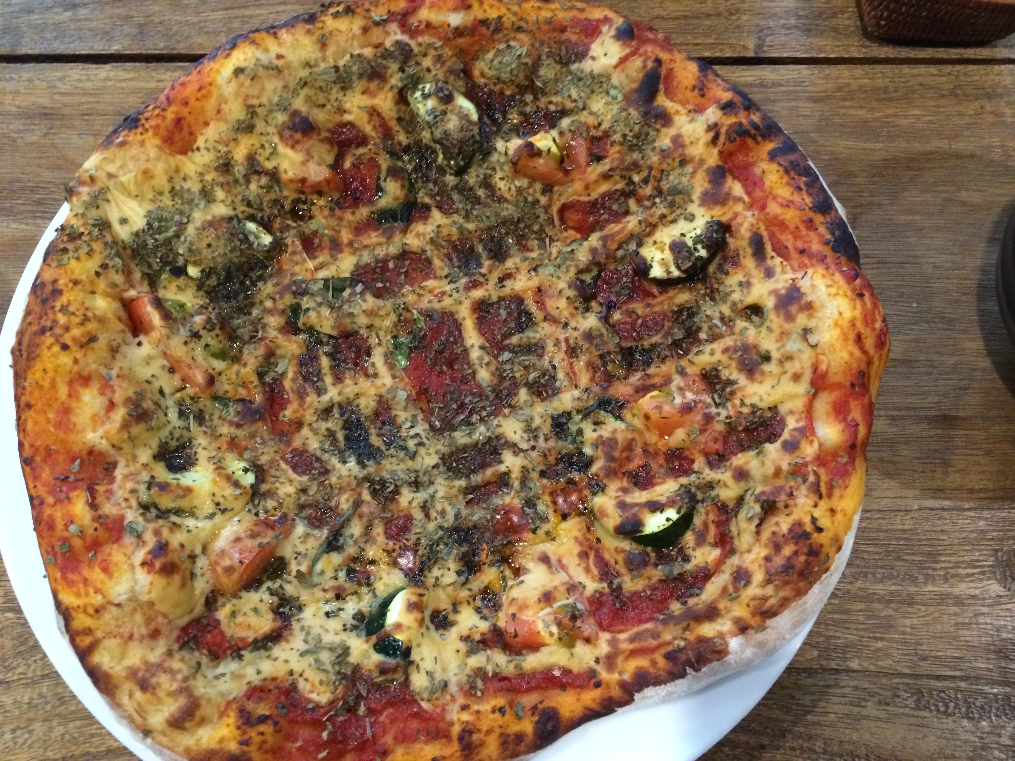 vegansピザマルゲリータ