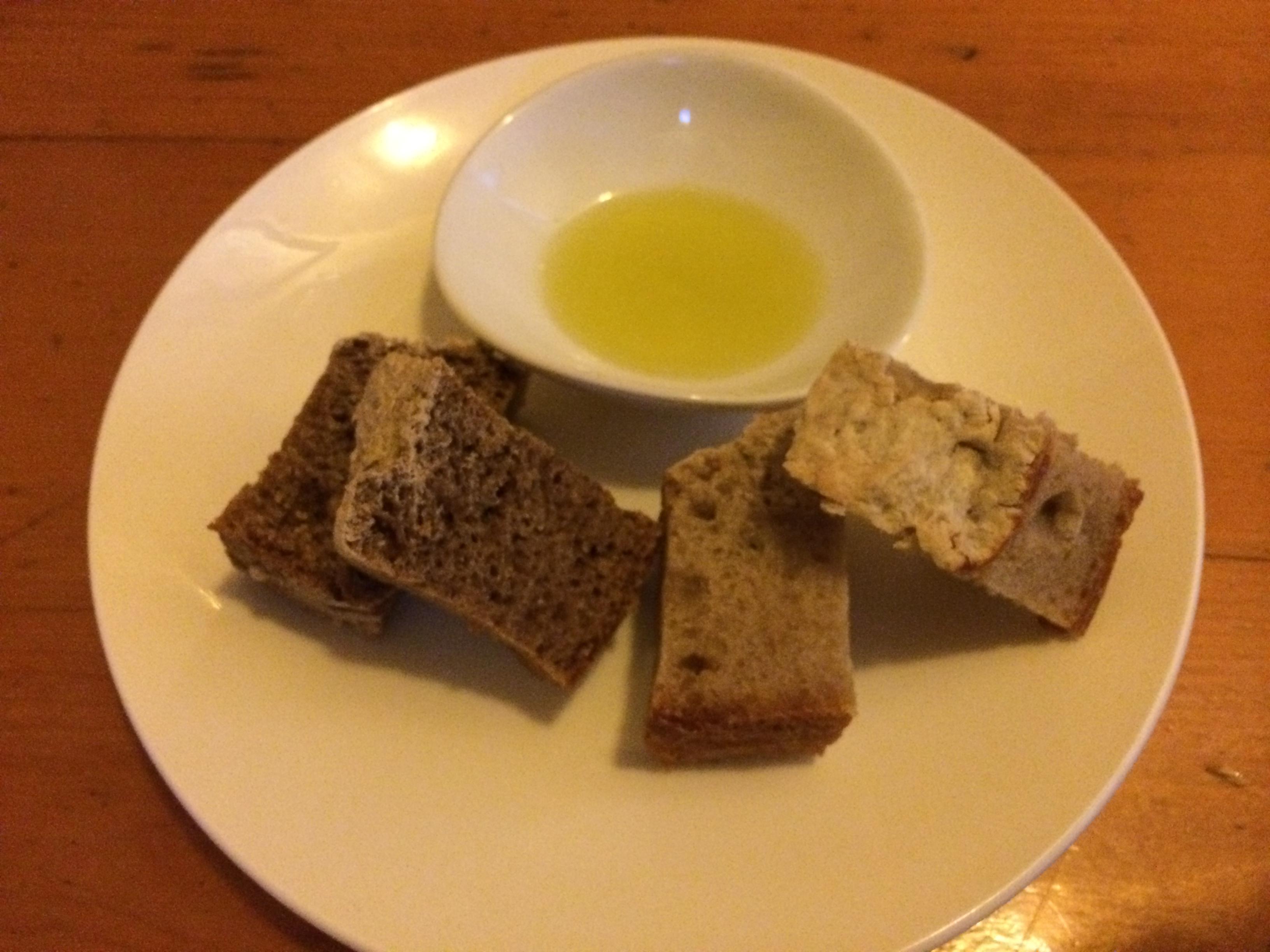 Bistro la fourchette自家製天然酵母パン