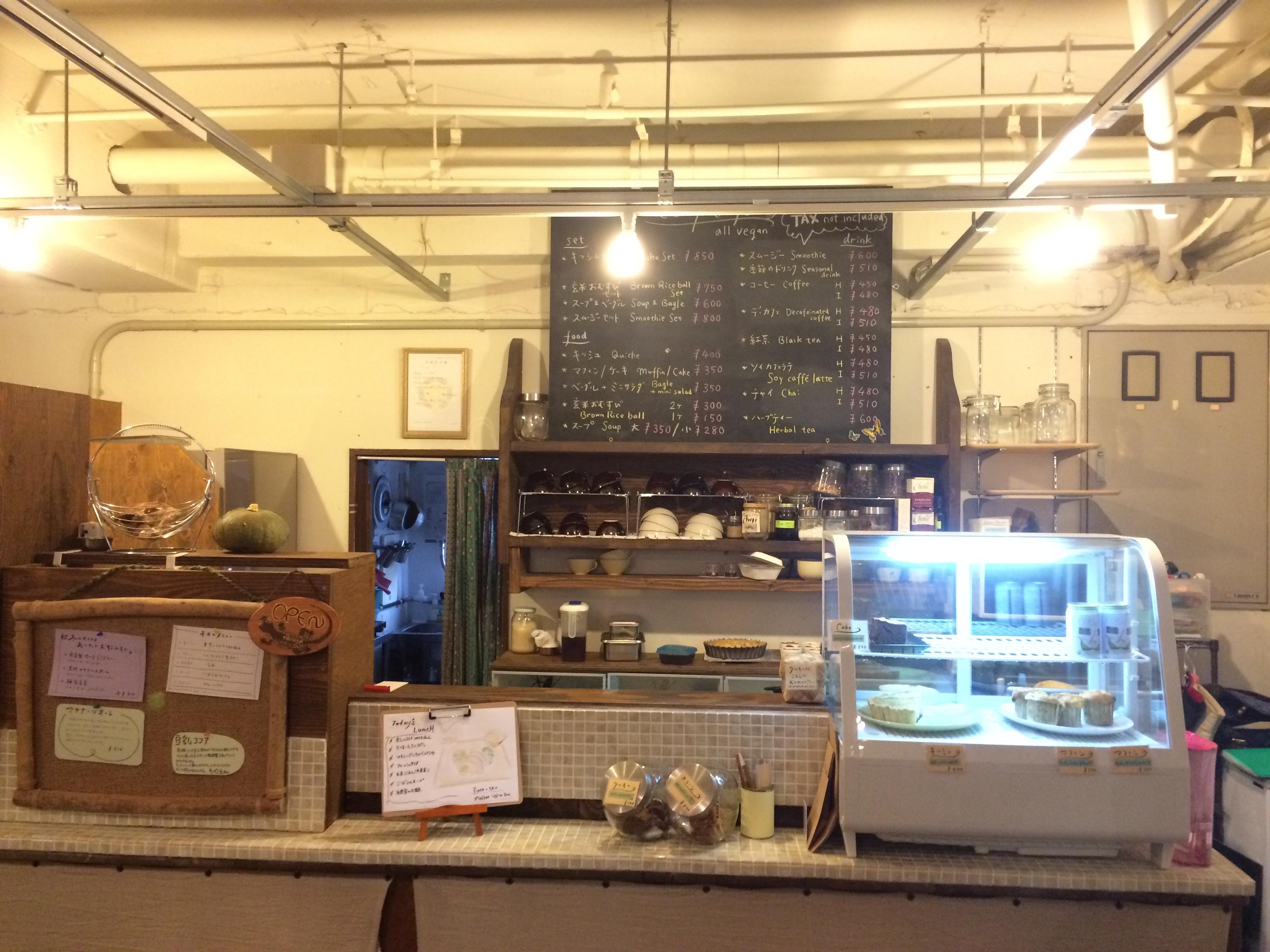 cosy cafe店内3