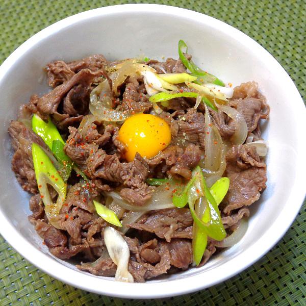 美味しい 牛 丼 レシピ