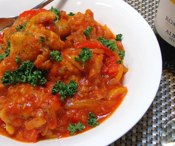 スペイン料理 チリンドロン01