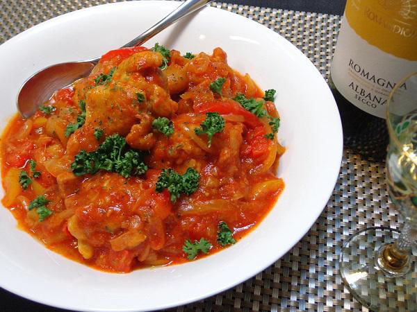 スペイン料理 チリンドロン12