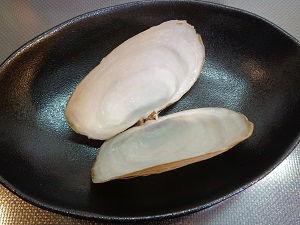 白ミル貝の捌き方31