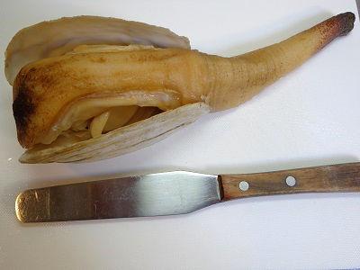 白ミル貝の捌き方08
