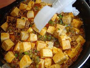 麻婆豆腐18