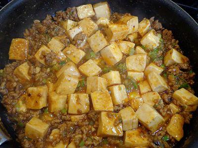 麻婆豆腐20