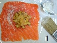 鮭の包み蒸し-10