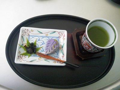 お茶セット?