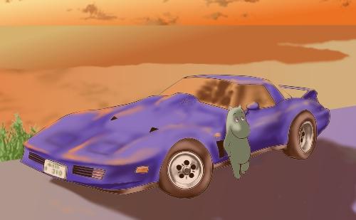 Corvette'79その後改