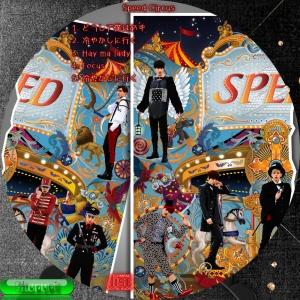 Speed 1stミニアルバム - Speed Circus汎用