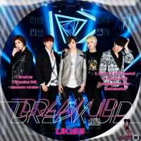 U-kiss Break up4曲