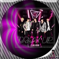 U-kiss Break up☆汎用