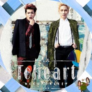 Toheart (ウヒョン キー) 1stミニアルバム汎用