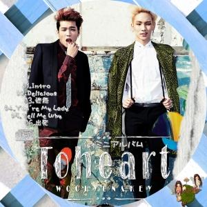 Toheart (ウヒョン キー) 1stミニアルバム