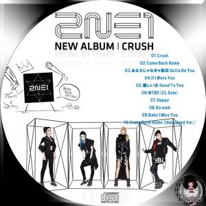 2NE1 2集 CRUSH