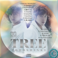 東方神起 TREE (ALBUM+DVD) (Type-A)