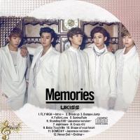 U-KISS Memories 12曲