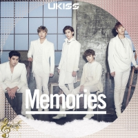 U-KISS Memories 12曲☆汎用