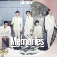 U-KISS Memories 12曲☆