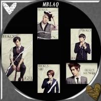 MBLAQ 6thミニアルバム - Broken汎用
