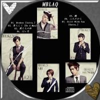 MBLAQ 6thミニアルバム - Broken