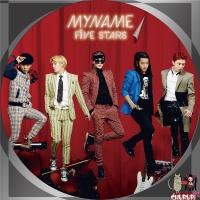 MYNAME FIVE STARS汎用
