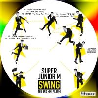 Super Junior-M 3rdミニアルバム『SWING』