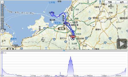 志賀島コース