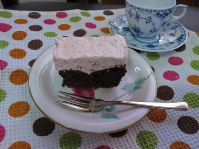 平成26年4月11日 いちごムースケーキ