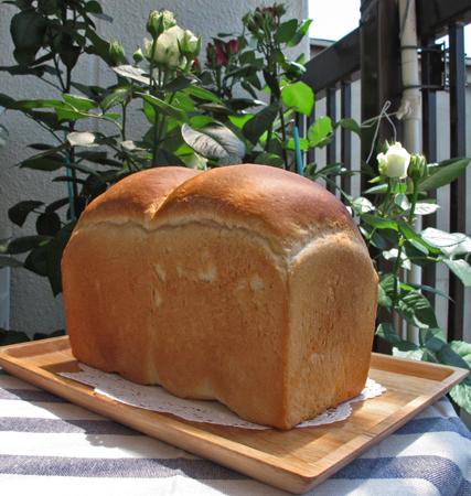 湯ごねパン 2